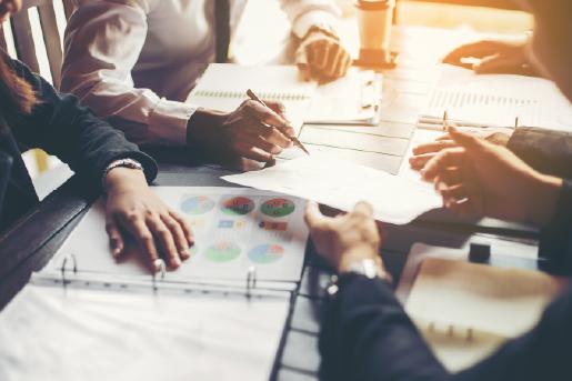 中小企業の成長戦略構築・プロジェクト推進に関するサポート